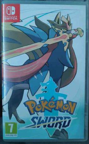 Gra Pokemon Sword