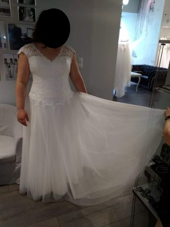 Suknia ślubna Agnes Lovely 2019