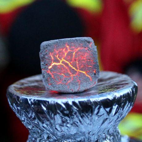 Уголь для кальяна 100% натуральный