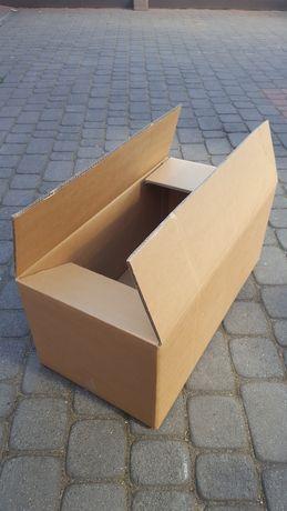 Kartony klapowe, pudła