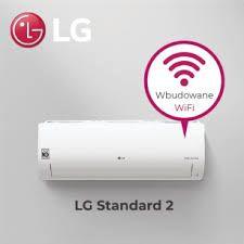 Klimatyzator LG standart 2 3,5 kw