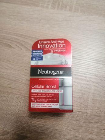 Krem Neutrogena przeciwzmarszczkowy na dzień