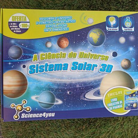 Kit sistema solar 3D Science for You