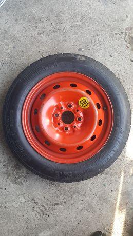 Sprzedam koło dojazdowe 130/80/14  Fiat 4×98.