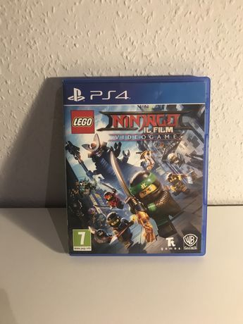 Lego ninjago gra ps4