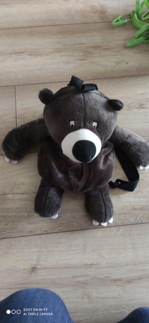 Plecak H&M niedźwiadek