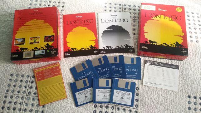 The Lion King (1994) раритетное издание