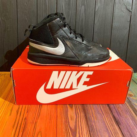 Кроссовки Nike Team Hustle 38.5 размер Adidas Force