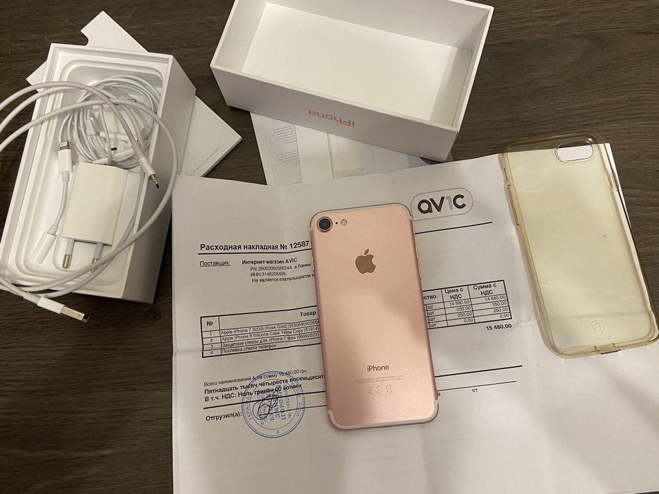 Продам iPhone 7 32gb идеал Харьков - изображение 1
