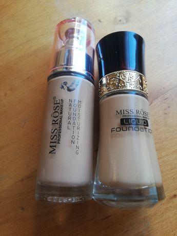 Nowy Podkład Miss Rose kolor beige 4