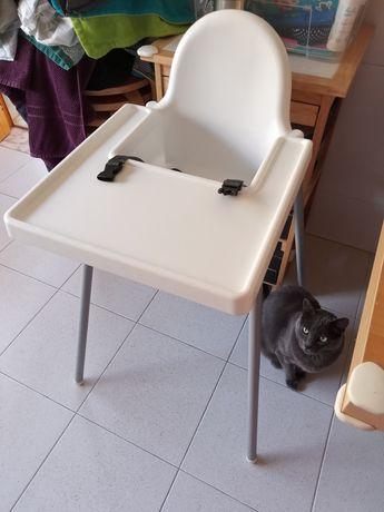 Cadeira bebé IKEA