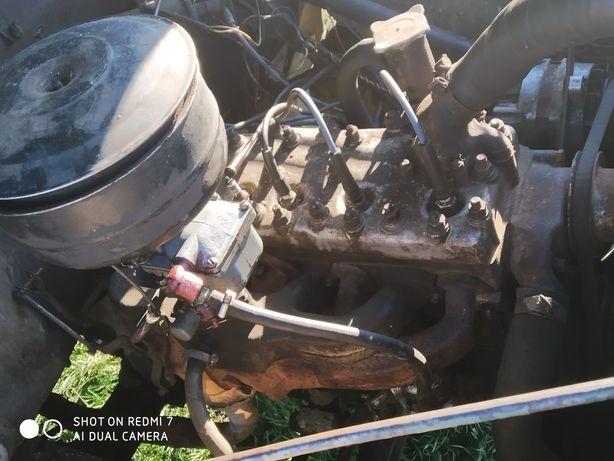 Двигун ГАЗ 52 з навісним
