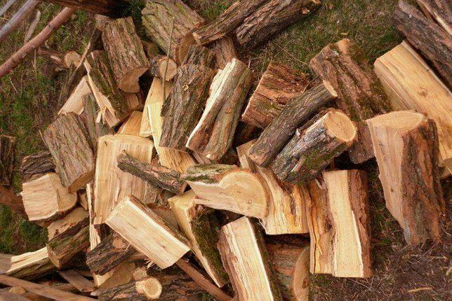 Drewno akacja-dąb