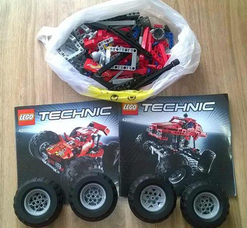 Klocki LEGO Technic Monster Truck 42005