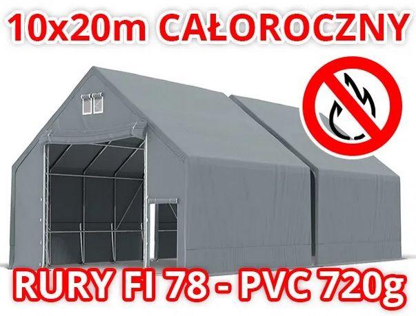 -34% 10x20m 4,82m HALA NAMIOTOWA namiot magazynowy całoroczna MTB