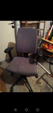 Krzesło obrotowe fotel obrotowy do biurka