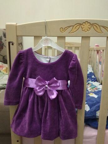 Нарядное платье для девочки Betis