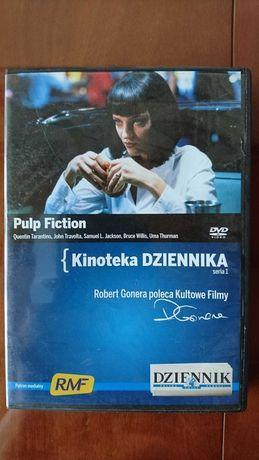 Pulp Fiction, reż. Quentin Tarantino, film na DVD