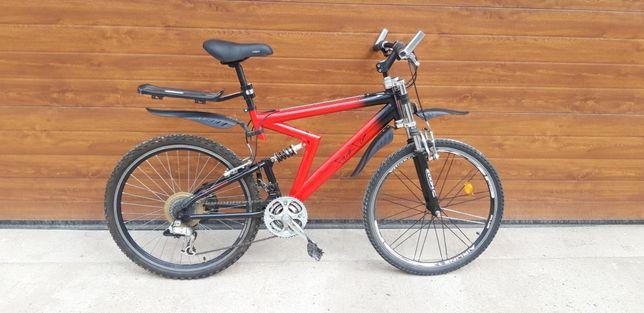 Rower Mountain bike. Jak Nowy Koła 26 cali