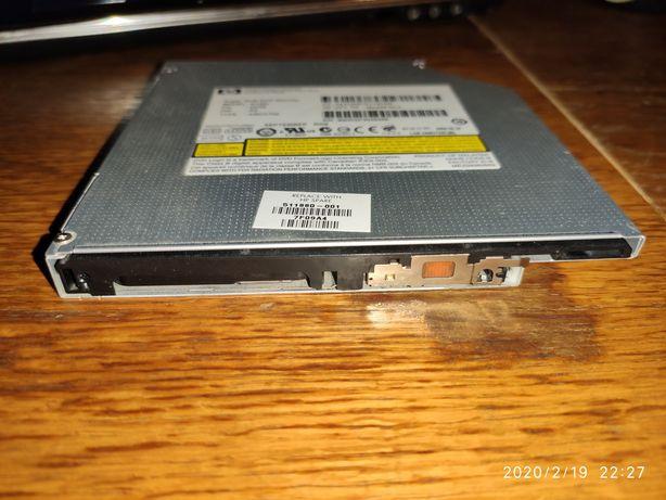 Привод DVD RW снят с Hp dv6 1310er