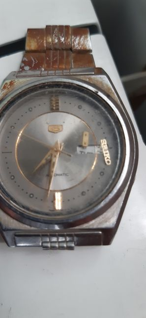 Stary zegarek seiko