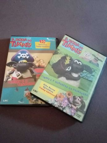 Dvd's para crianças