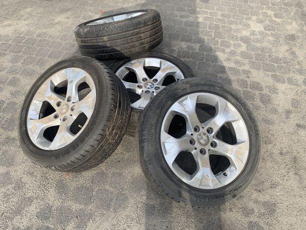 Felgi Aluminiowe z oponami do BMW X1 , X3, X4 225/50/17