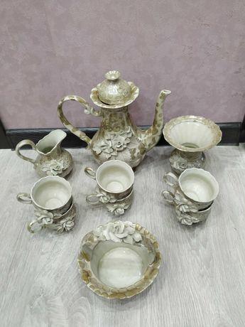 Сервиз столовый чайный