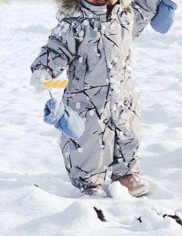 Зимовий дитячий комбінезон Reima