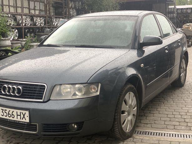 Audi A4 B6 1.9tdi автомат 130кс А/С 271тис км Ауді А4 Б6 обмін на бус