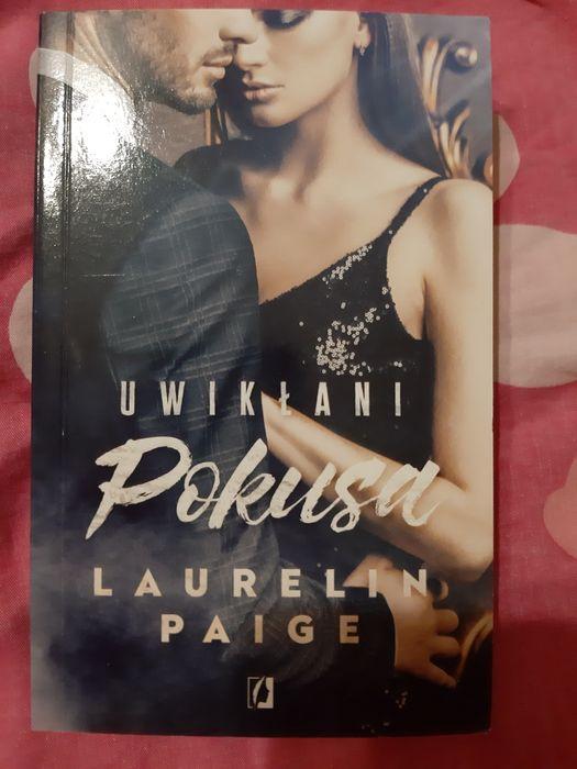 Książka 'Uwikłani Pokusa' Laurelin Paige Luzino - image 1