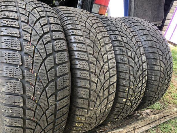 235 /60 R 18 Зимние б/у шины Dunlop. Sp Winter Sport 3D. Как новые