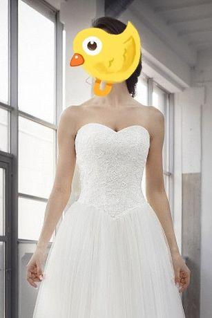 Piękna Suknia Ślubna z firmy Fulara & Żywczyk