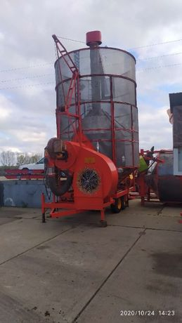 Suszarnia do zboża Pedrotti 25 tony