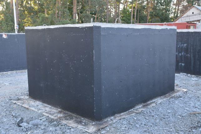 Szambo betonowe 10m3 Zbiornik na deszczówkę Redziny Montaż Gratis