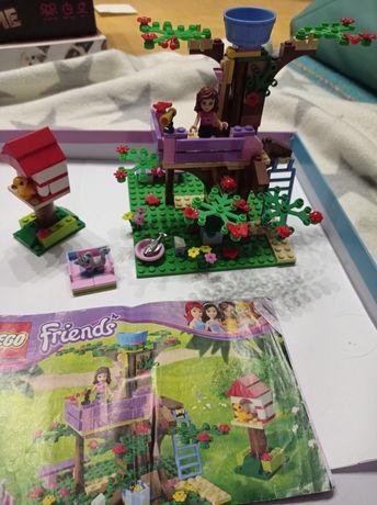 LEGO friends zestaw nr 3065 Dom na drzewie Oliwii