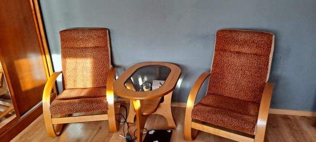 Ława+2 fotele w dobrym stanie