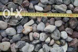 Drenaż kamień drenacyjny kruszywo drenażowe 16-40mm 8-16mm !