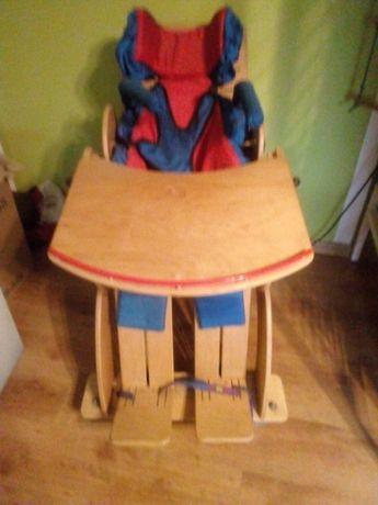 siedzisko noel dla dziecka niepełnosprawnego