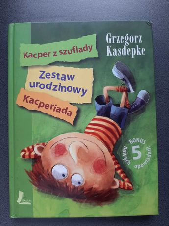 Zestaw urodzinowy Kacperiada, Kacper w Szufladzie G. Kasdepke