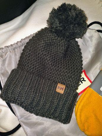 Helly Hansen czapka z odpinanym pomponem