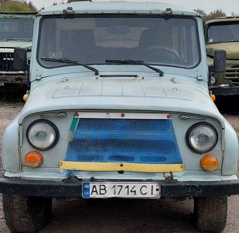 Агрофірма продасть УАЗ 469