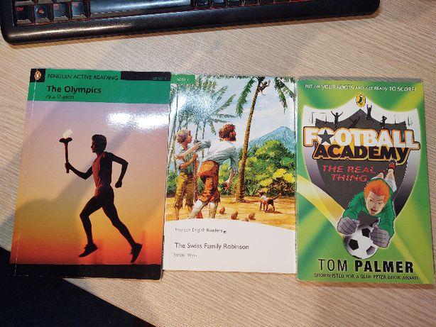książka dla dzieci w języku angielskim PENGUIN