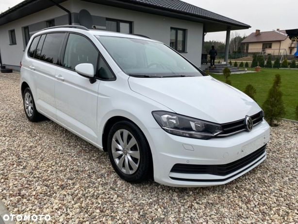 Volkswagen Touran 1.6tdi 105km  Klima
