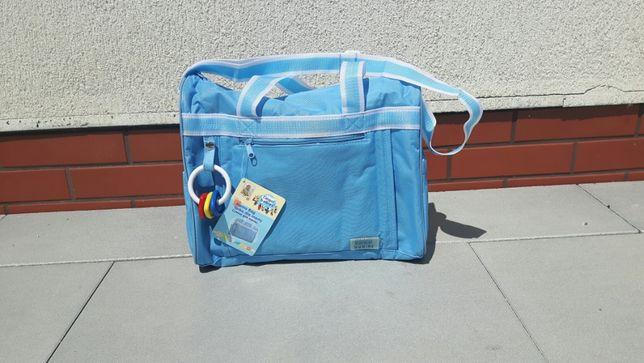 Canpol torba dla mamy na akcesoria nowa