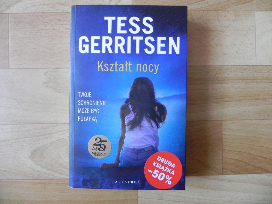 Tess Gerritsen Kształt nocy + Ostatni, który umrze Świętochłowice - image 1