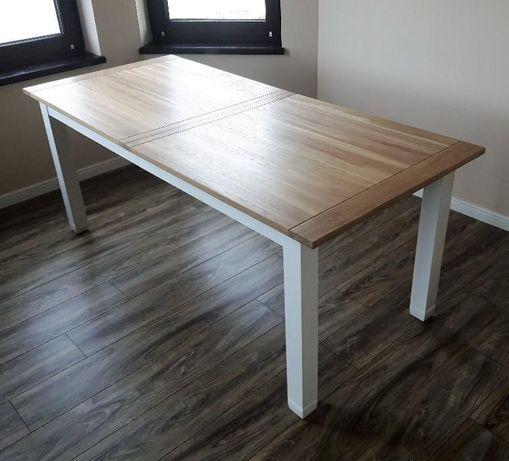 Stół rozkładany , retro, drewniany, styl angielski