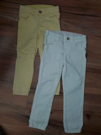 Джинсы штаны брюки 2/3 года 92/98 Waikiki