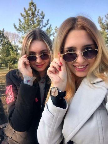 Чехол и очки