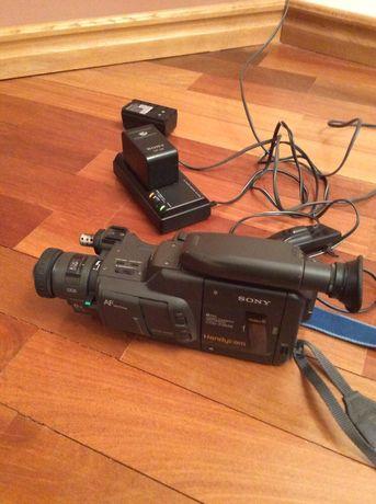 Kamera handycam CCD-F355E zestaw